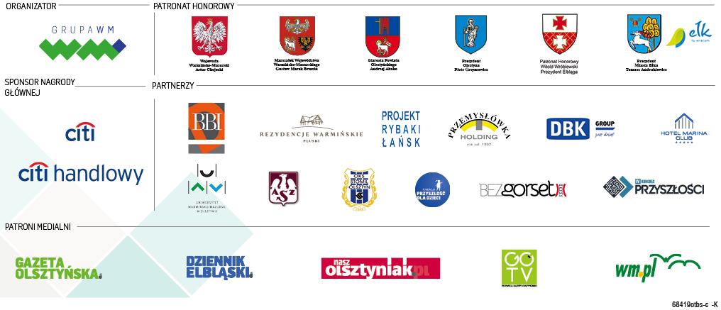 Sponsorzy plebiscytu