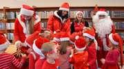 Mikołaj odwiedził Miejską Bibliotekę Publiczną
