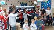 Ze świąteczną wizytą w przedszkolu