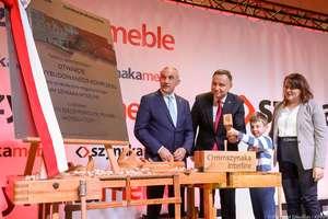 Prezydent Andrzej Duda w Nowym Mieście Lubawskim - zobacz zdjęcia z wizyty