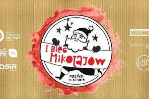 Nie tylko Kopernik... W Olsztynie zaroi się od Mikołajów. I to biegających!