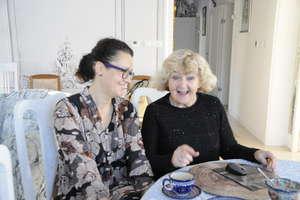 Poranek o smaku lodów imbirowych u Alicji Bartkowskiej w Mszanowie