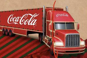 Iława wygrywa w głosowaniu. Odwiedzi ją legendarna ciężarówka Coca-Coli