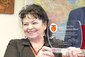 Teresa Barszcz-Ward wyróżniona za 35-lecie pracy twórczej