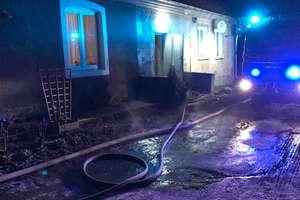 Strażacki tydzień. Cztery pożary na terenie całego powiatu