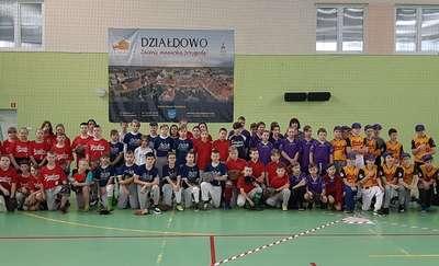 Sukces młodych  baseballistów  SP 2 Działdowo (Yankees) w Mistrzostwach Województwa SZS i w turnieju Mikołajkowym