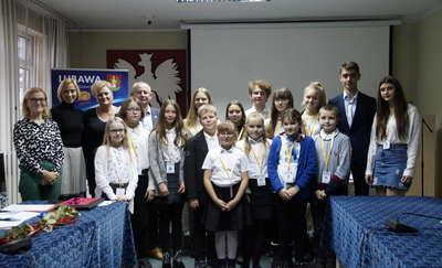 Nowa Młodzieżowa Rada Miasta Lubawy rozpoczęła swoją kadencję