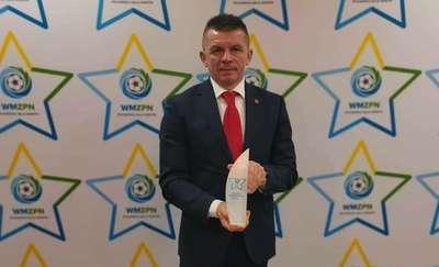 Gmina Ostróda ponownie została  piłkarskim samorządem roku