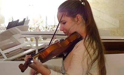 Młodzi artyści zagrali w Oranżerii Kultury