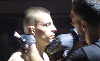 MMA|| Taktyka się sprawdziła. Adrian Błoński pokonał Damiana Kieresia [WIDEO]