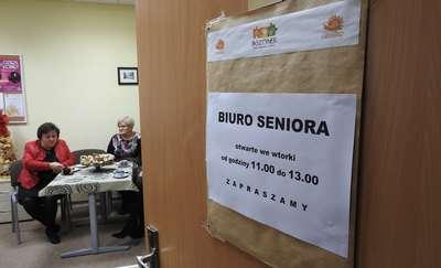 W Bisztynku działa Biuro Seniora
