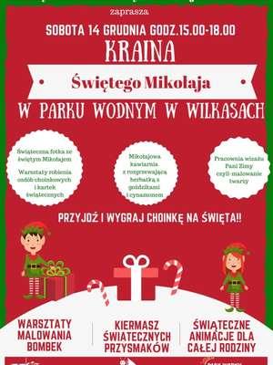 Kraina Świętego Mikołaja (14 grudnia)