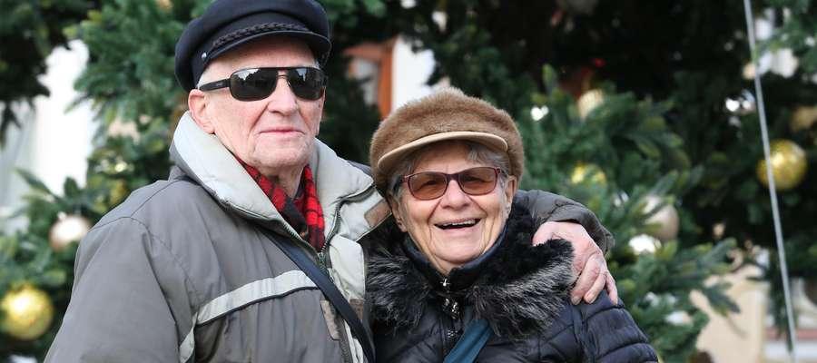 Gdy wracaliśmy piechotą, a była już północ, było jakoś dziwnie na ulicy — tak noc z 12 na 13 grudnia wspominają Janina i Leszek Niedzielscy