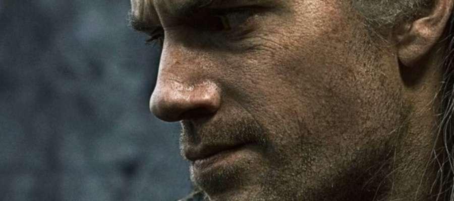 Henry Cavill w roli Wiedźmina