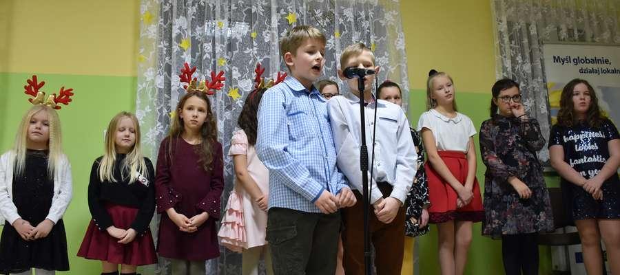 Koncert koled w Trzcinie