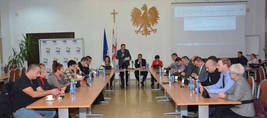 Sesja Rady Miejskiej w Olecku
