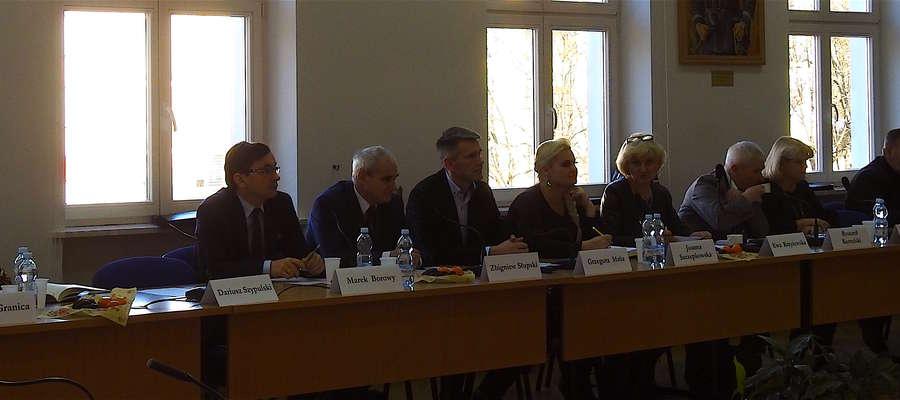 Rada powiatu Nidzica