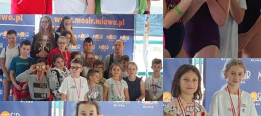 Mikołajkowe Zawody Pływackie w Mławie