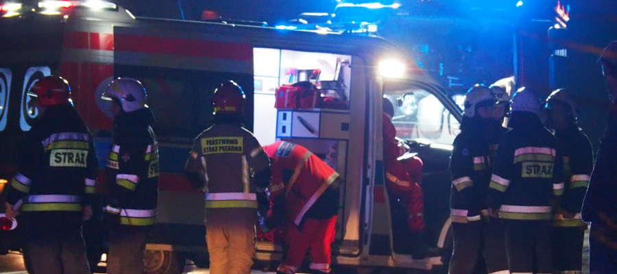 Mieszkaniec powiatu działdowskiego zginął w wypadku pod Mławą