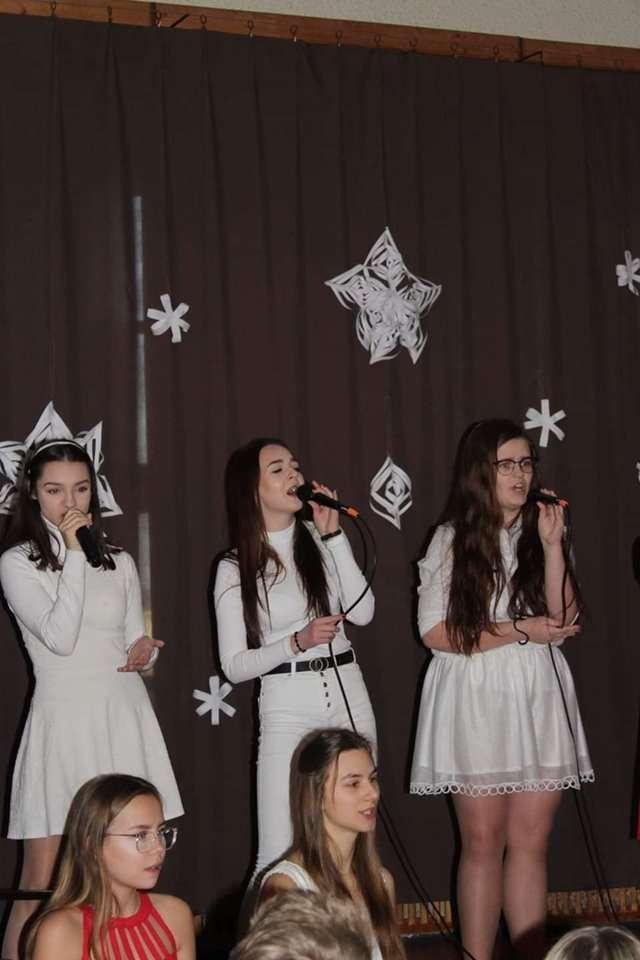 Podczas charytatywnego koncertu dla Julki