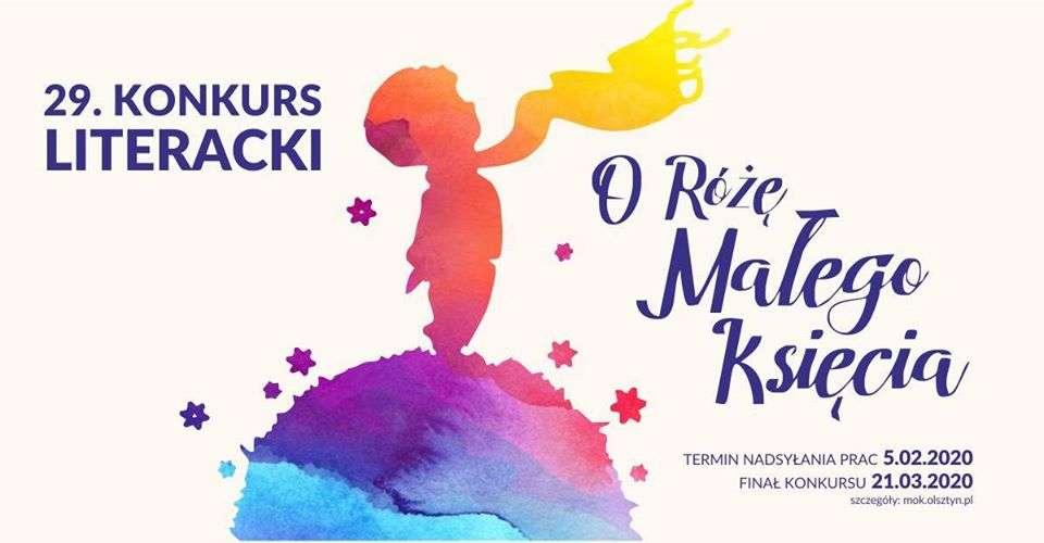Konkurs Literacki O Różę Małego Księcia  - full image
