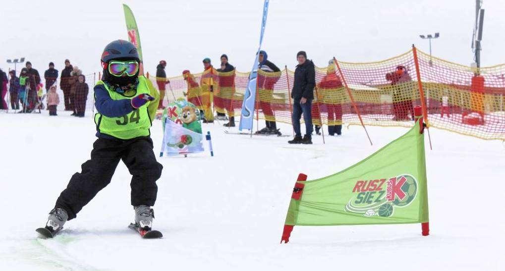 Pierwsze zawody kubusiowej ligi rozegrano na Kurzej Górze w ubiegłym roku - full image