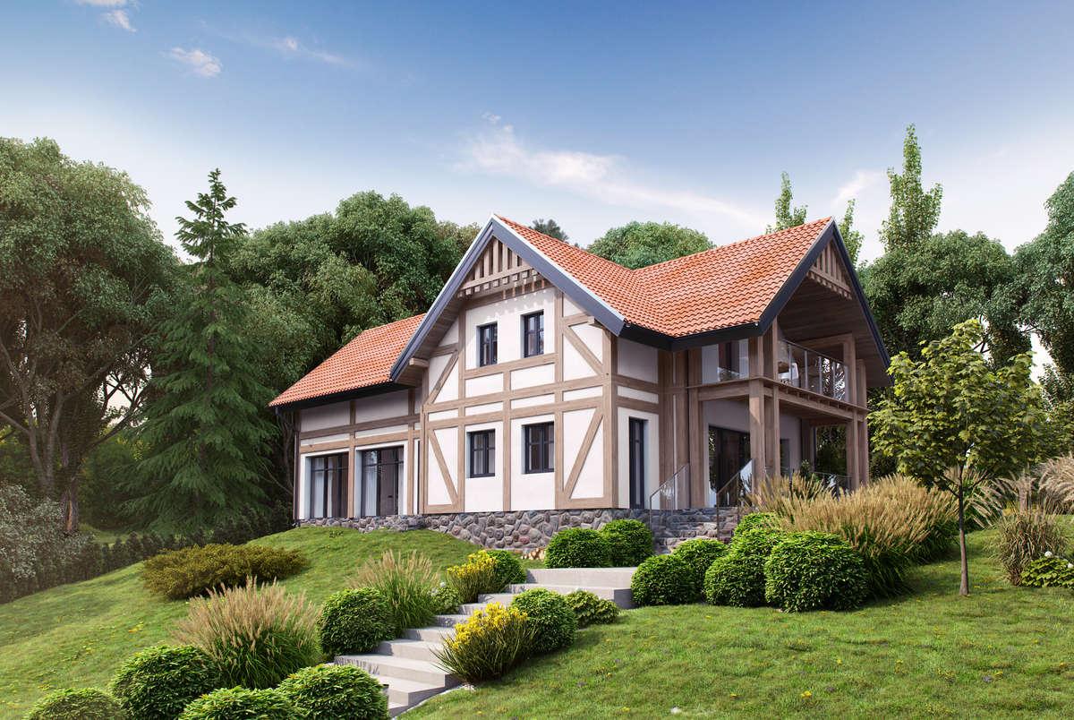 Starych domów nie trzeba burzyć… - full image