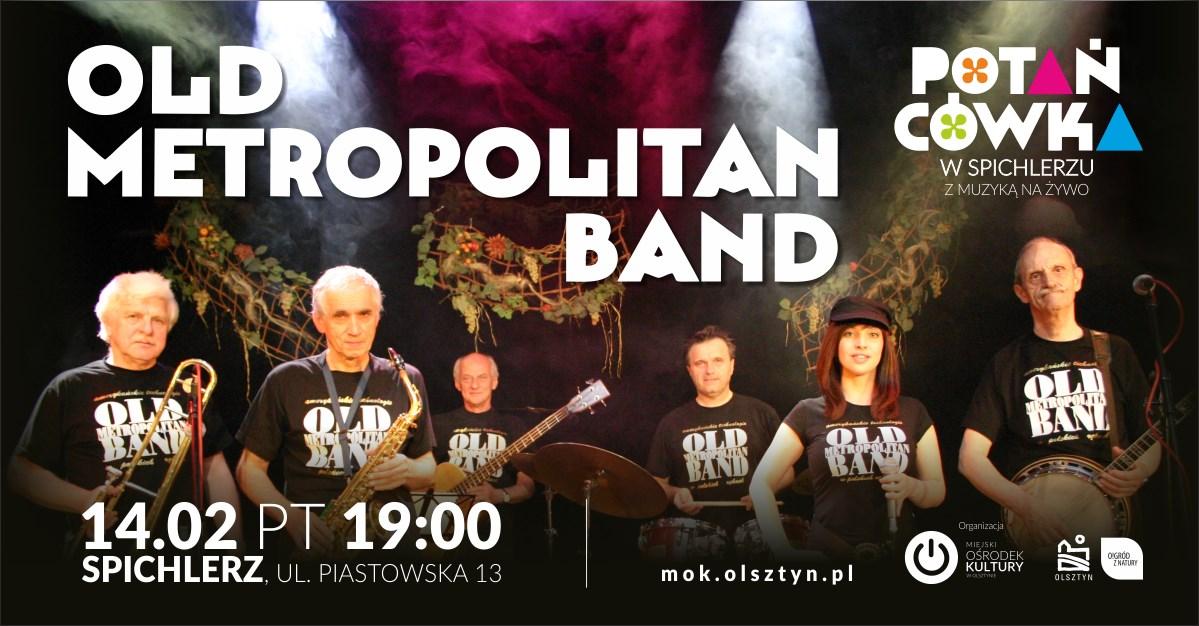 Potańcówka z Old Metropolitan Band
