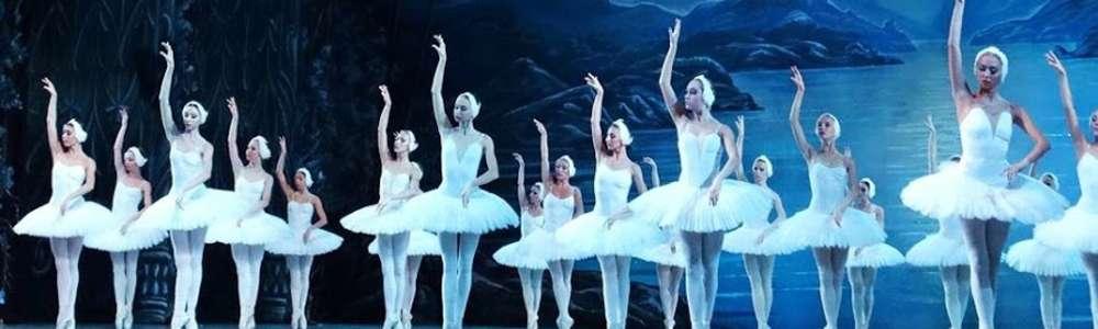 Narodowy Balet Klasyczny z Kijowa i JEZIORO ŁABĘDZIE
