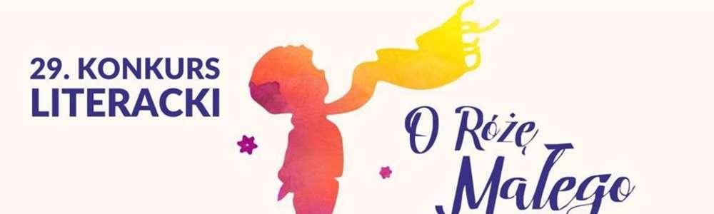 Konkurs Literacki O Różę Małego Księcia