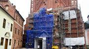 Trwają prace konserwatorskie katedry we Fromborku [ZDJĘCIA]
