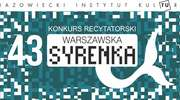 Eliminacje Powiatowe 43. Konkursu Recytatorskiego WARSZAWSKA SYRENKA