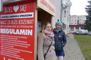 Monika Banacka (z prawej) i Joanna Grajnert z Od-Ważnych