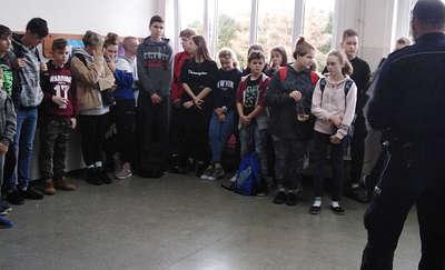 Uczniowie ze szkoły w Sokolicy wiedzą jak zachować bezpieczeństwo w czasie ferii