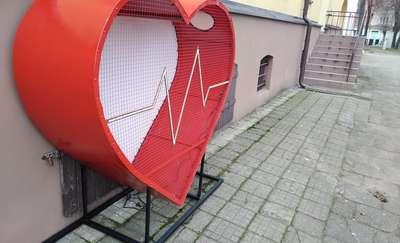 Serce na plastikowe korki