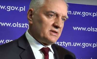 Wicepremier Gowin popiera referendum w Olsztynie [VIDEO]