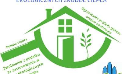 Dywity promują stosowanie ekologicznych źródeł ciepła