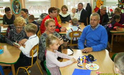 Dzień Babci i Dziadka w przedszkolu i żłobku