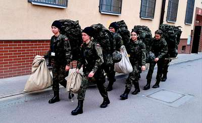 Ferie na wojskowo. Uczestnicy szkolenia sprawdzą swoje możliwości