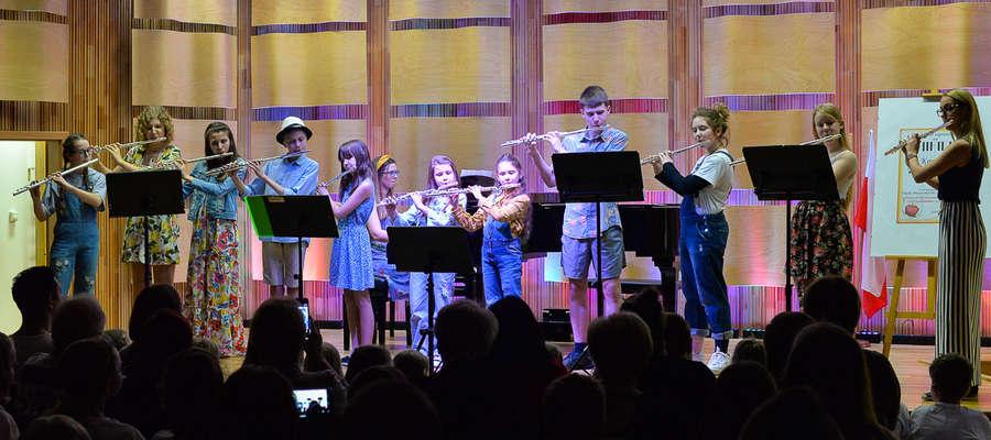 Karnawałowo i dobroczynnie. Wyjątkowy koncert w szkole muzycznej