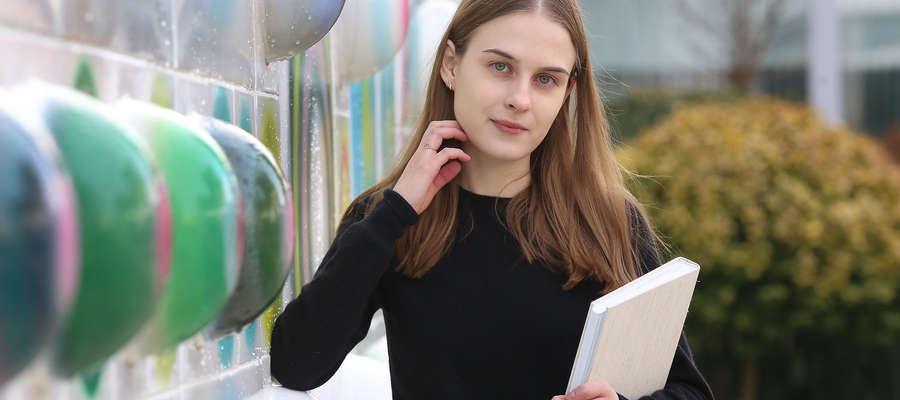 Monika Sadowska stawia na emocje, a nie na nudę