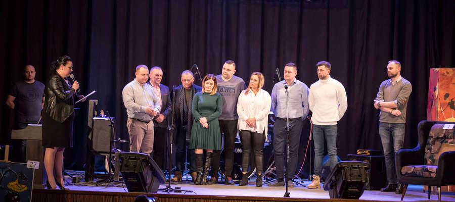 Koncert charytatywny dla Andrzeja