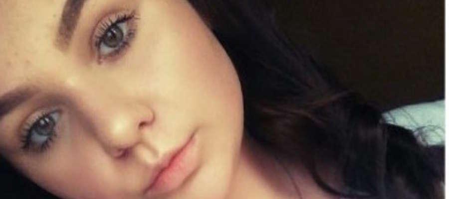 Zaginiona 15-letnia Weronika Grądzka