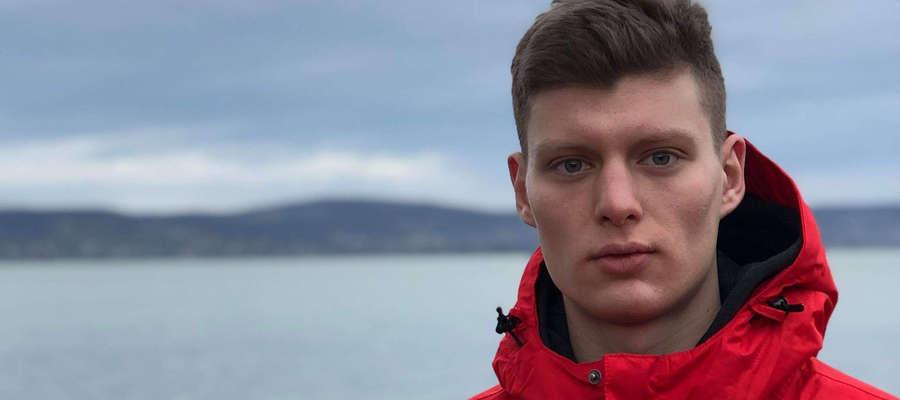 Ostródzianin Igor Graczyk wrócił do juniorskiej kadry Polski piłkarzy ręcznych
