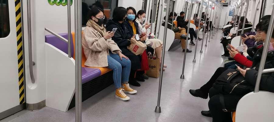 Chiny strach przed epidemią