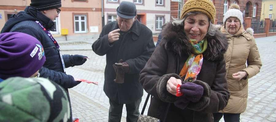 W całym powiecie wrzuciliśmy do puszek WOŚP ponad sto tys. zł
