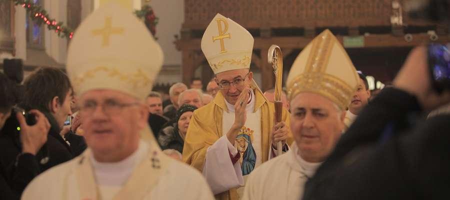Ks. Galbas przyjął święcenia biskupie