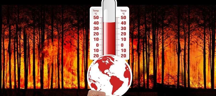 Ocieplenie klimatu postępuje bardzo gwałtownie