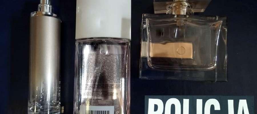 Zabezpieczone perfumy