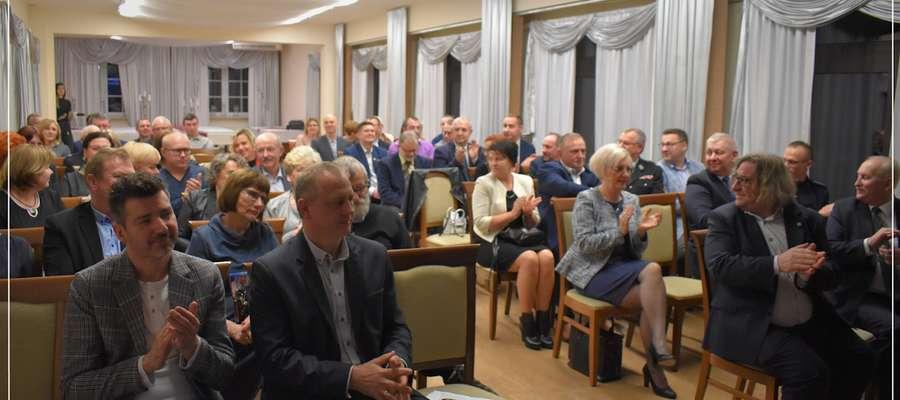 Noworoczne spotkanie z przedsiębiorcami w Miłomłynie